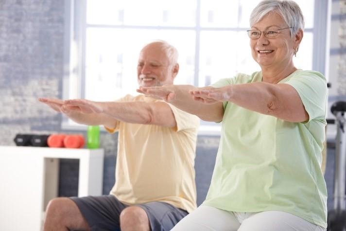 Aktivitas fisik mempertahankan kognitif, terlepas dari gangguan otak organik